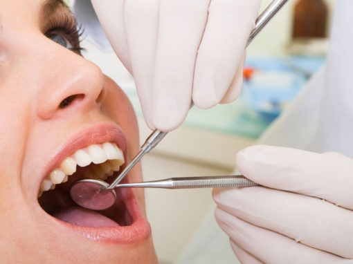 Initial Oral Examination